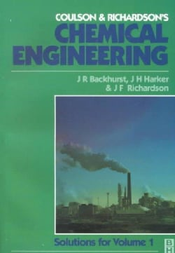 Coulson and Richardson's Chemical Engineering: Solutions for Volume 1 (Paperback)