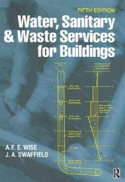 Water, Sanitary and Waste Services for Buildings (Hardcover)