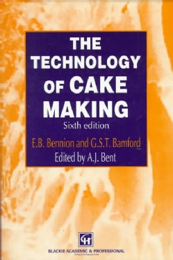 The Technology of Cakemaking (Hardcover)