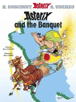 Asterix and the Banquet (Paperback)
