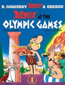 Asterix at the Olympic Games (Paperback)