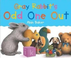 Gray Rabbit's Odd One Out (Paperback)