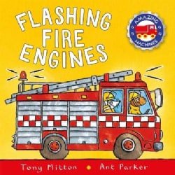 Flashing Fire Engines (Paperback)
