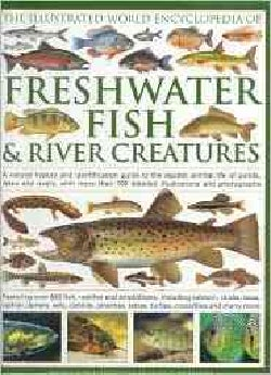 The World Encyclopedia of Freshwater Fish & River Creatures: A natural history and identification guide to the aq... (Hardcover)