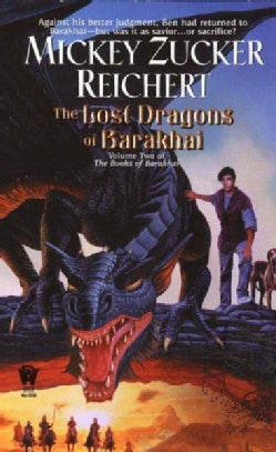 The Lost Dragons of Barakhai (Paperback)