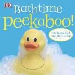 Bathtime Peekaboo! (Board book)