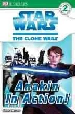 Anakin in Action! (Paperback)
