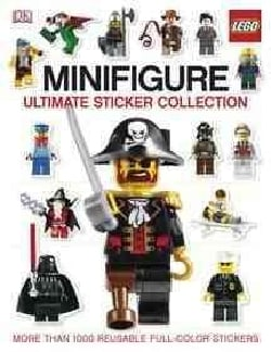 Lego Minifigure: Ultimate Sticker Collection (Paperback)