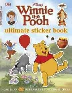 Winnie the Pooh Ultimate Sticker Book (Paperback)