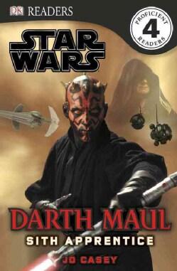 Darth Maul: Sith Apprentice (Paperback)