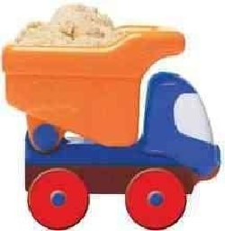 Wheelie Truck and Friends (Board book)