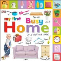 My First Busy Home (Board book)