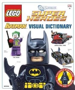 LEGO Batman Visual Dictionary: The Visual Dictionary (Hardcover)