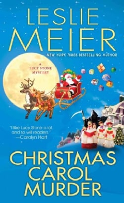 Christmas Carol Murder (Paperback)