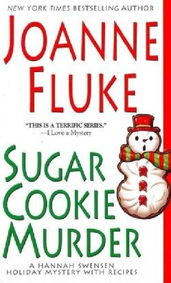 Sugar Cookie Murder (Paperback)