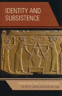 Identity and Subsistence: Gender Strategies for Archaeology (Hardcover)