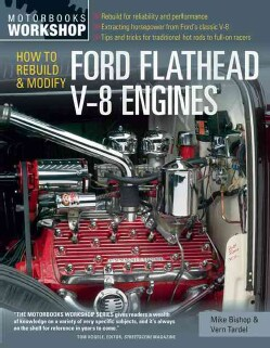 How to Rebuild & Modify Ford Flathead V-8 Engines (Paperback)