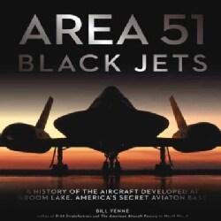 Area 51: Black Jets (Hardcover)