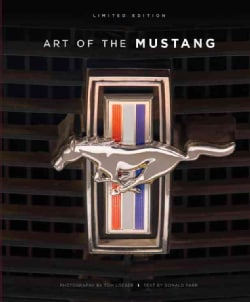 Art of the Mustang (Hardcover)