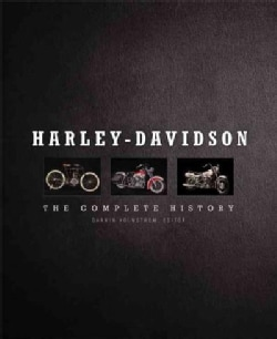 Harley-davidson: The Complete History (Hardcover)