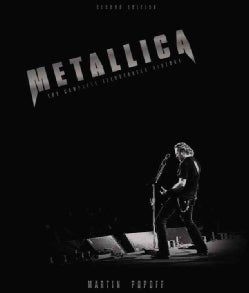 Metallica: The Complete Illustrated History (Paperback)