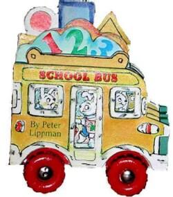 School Bus (Board book)