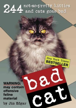 Bad Cat: 244 Not-So-Pretty Kitties And Cats Gone Bad (Paperback)