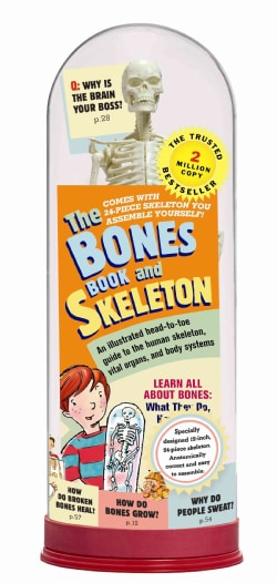 The Bones Book And Skeleton (Hardcover)