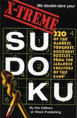 X-treme Sudoku (Paperback)