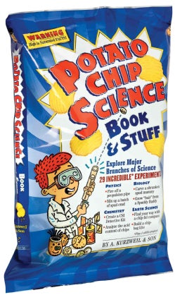 Potato Chip Science: 29 Incredible Experiments (Paperback)
