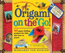Origami on the Go! (Paperback)