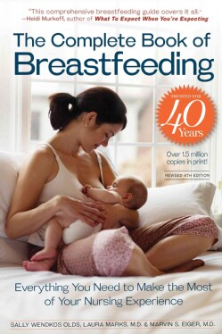 The Complete Book of Breastfeeding (Paperback)