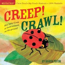 Creep! Crawl! (Paperback)