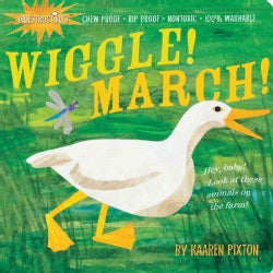 Wiggle! March! (Paperback)
