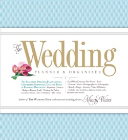 The Wedding Planner & Organizer (Hardcover)