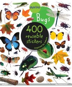 Eyelike Stickers: Bugs (Paperback)