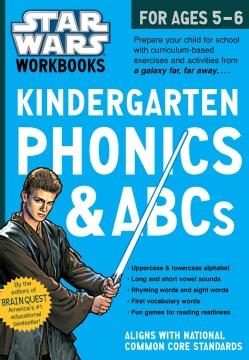 Star Wars Kindergarten Phonics & ABCs, for Ages 5-6 (Paperback)
