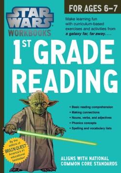 Star Wars 1st Grade Reading, for Ages 6-7 (Paperback)