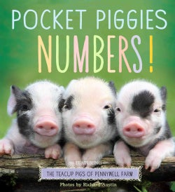 Pocket Piggies Numbers!: Featuring The Teacup Pigs of Pennywell Farm (Board book)