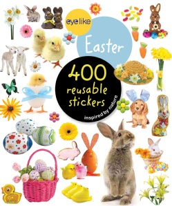 Eyelike Easter: Reusable Stickers (Paperback)