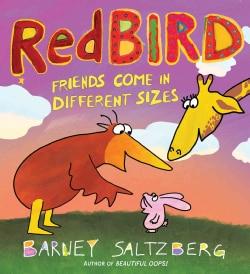 Friends Come In Different Sizes (Board book)