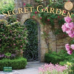 The Secret Garden 2017 Calendar (Calendar)