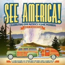 See America! 2017 Calendar (Calendar)