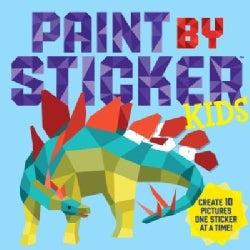Paint by Sticker Kids (Paperback)