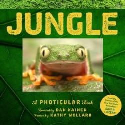Jungle: A Photicular Book (Hardcover)