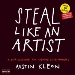 Steal Like an Artist 2017 Calendar (Calendar)