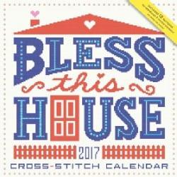 Bless This House 2017 Calendar (Calendar)