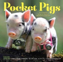 Pocket Pigs 2018 Calendar (Calendar)