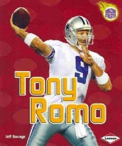 Tony Romo (Paperback)