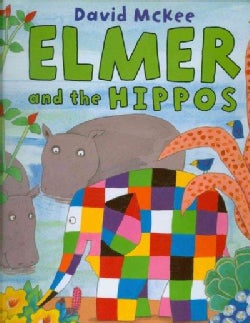 Elmer and the Hippos (Hardcover)